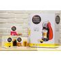 【開箱♥小家電】生活來點新鮮樂趣∼雀巢多趣酷思膠囊咖啡機NESCAFE Dolce Gusto,在家輕鬆自製義式漸層好喝咖啡。(內有影片示範)