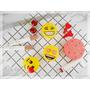 innisfree x emoji。無油無慮礦物控油蜜粉Emoji限定版。九種使用蜜粉的時機
