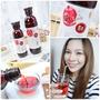 【。(飲品) 韓國清淨園紅醋~ 私心給予好喝度第一名的養顏果醋*】