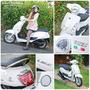 光陽KYMCO LIKE 125開箱試騎~ 時尚復古的義式歐風摩托浪漫