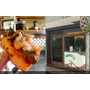 南寮漁港外帶披薩 SABATO PIZZA 內用立食! 鄰近港南風景區 17公里海岸線