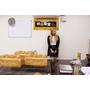 GS愛吃鬼| 烘焙樂室 | 跟著笑笑一起快樂做蛋糕 –巧克力戚風捲/檸檬布丁派