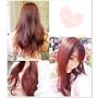 【美髮】向陽髮型Soleil-Salon*設計師Allen♥2017春夏髮色「粉紅可可」,棕色中帶點粉嫩的甜美色調