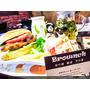 台中豐原早午餐輕食 Brownch布朗奇 藝術與美食的結合!招牌烤餅 新鮮花草茶 鳥越麵包 南瓜籽牛奶!