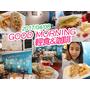 【新莊美食】GOOD MORNING輕食&咖啡 環境佈置用心 早餐美味  姐妹們的優質早午餐選擇