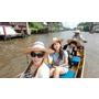 【出國旅遊】華欣浪漫遊,丹能沙朵水上市場(含船遊河),超好玩體驗