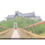 新竹峨眉 富興老街 峨眉湖吊橋 彌勒大道 彌勒佛 大自然文化世界