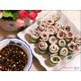 (料理)翠玉玫瑰豬肉捲-福壽農場-牧草黑豬(里肌火鍋肉片)
