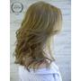 台北市髮型設計師推薦 燙髮 剪髮  冷霧棕色染髮