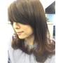 【夏天的輕盈髮色與好感光澤髮】VIF染護+護髮