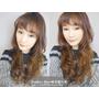 「美髮」台中燙髮染髮╿春天浪漫空氣感捲髮╿打造韓國妞麻豆髮型❤HAPPY HAIR 中港店