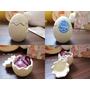 *彌月禮盒*精緻瓷蛋讓人愛不釋手。禮坊RIVON蛋生甜馨禮盒與您分享誕生的喜悅。