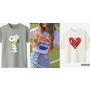 T 恤控都該來一件!夏日「百元T-SHIRT」便宜又可愛