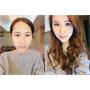 【有關婚禮】♡薛依凡新秘♥巧手EVA乾淨又顯現個人特色的妝容 美到不行阿~♫♪♫♪