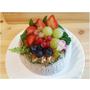 『台中。西區』Kenfood 啃食物║獨創超夯伴手禮,水果與起司戀愛了,招牌鳳梨水果起司蛋糕,繽紛哈密瓜起司蛋糕,讓人驚艷又滿足