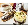 新竹竹北法式甜點 珈豐露烘焙坊 Bisou Bisou Pâtisserie café 花生閃電泡芙 開心果櫻桃 忘我的美味!