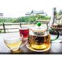 新竹峨眉下午茶 雪之湖咖啡 東方美人茶的湖畔時光