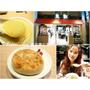 「食記」台中美食。北台灣人氣美食品牌。飄香近半世紀❤朱記餡餅粥台中大遠百店