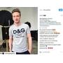 2017今年夏天名牌服飾T-shirt的流行元素!! D&G Dior Coach Gucci