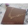 【飾品】母親節前收到的超美18K圈圈造型項鍊~義大利品牌的UNOAERRE~