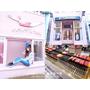 「旅遊」韓國首爾自由行。明洞。走進粉紅的彩妝世界❤服飾、美妝、咖啡全都有-3CE STYLENANDA PINK HOTEL