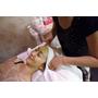 土城護膚美容美體中心-艾爾莎SPA美妍館,純女性做臉、按摩、鬆綁、曲線美雕,使用優質進口產品且不亂推銷的SPA館推薦