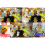 (居家裝飾)【KNJ氣球】帶來超療癒的(生日氣球派對)~CP值最高. 派對慶祝方便又實用.