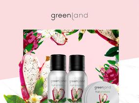 荷蘭保養品牌 greenland 跨海與台灣雙好設計合作 推出母親節限量身體保養禮盒
