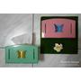 日常實用美觀居家品味-台灣製造MIT蝶仙子自動彈升面紙盒