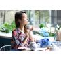 【香港美食】繡球花‧推薦給閨蜜的樓上輕食│蝴蝶結姐姐