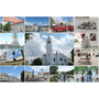 [捷奧21天蜜月自助行]斯洛伐克Bratislava藍色教堂。銅像藝術品集點之旅