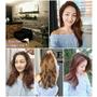 Free Hair自由髮藝工作室~髮色決定氣色,夏日輕盈新髮色『霧灰棕』,輕柔、顯白又襯膚色唷。