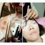 【台南美睫】大推Tiffany nail & lash studio 美睫美甲沙龍。接完睫毛,素