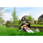 少女最嚮往的童話村落 【荷蘭】羊角村Giethoorn