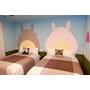 [花蓮住宿 精彩奇寓]一起走入宮崎駿的世界~跟龍貓一起睡