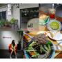 【宜蘭】文青下午茶 CAFÉ SLOW TRAIN 小火車咖啡館 復古工業風 近幾米公園 宜蘭火車站