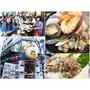 「旅遊」韓國首爾自由行。明洞站。超澎派海鮮料理❤조개와(조가비)貝殼鍋
