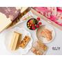 《宅配團購美食排行榜》花蓮縣餅菩提餅舖除了吃了停不下來的奶油酥條外,還有解饞的五行酥及奶香味十足的紅玉火龍餅 |老字號|花蓮名產|| ❤ 黑眼圈公主 ❤