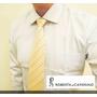 Roberta di Camerino 諾貝達襯衫 俐落剪裁的上班族型男辦公室穿搭 百貨公司專櫃襯衫義大利知名品牌