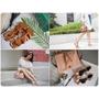 鞋|無毒PVC環保時尚風!個性、甜美風格。ZAXY巴西漾彩果凍鞋2017新品