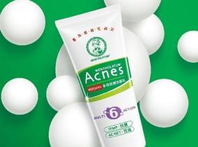 6效合1 全面抗痘護理 曼秀雷敦Acnes多效抗痘洗面乳 新登場
