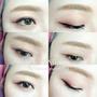 韓星仿妝|李聖經空靈氣質慵懶電眼妝