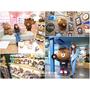 「旅遊」韓國首爾自由行。新沙站。新沙洞林蔭道打卡景點❤라인프렌즈스토어 가로수길점LINE FRIENDS STORE旗艦店