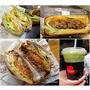 ◎【韓國首爾早餐(明洞店) hobong 烤吐司三明治】連韓妞也在排隊的早餐店!三明治+現打果汁,除了Isaac,拜託~這家必吃!