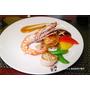 《新竹餐廳推薦》格諾瑞斯鐵板西餐廳。份量十足海陸鐵板燒套餐一次滿足|國泰醫院附近四維天橋下(影片)