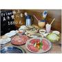 台中西屯』雲火日式燒肉║豐盛的燒肉套餐,Prime極上美牛,片片滑嫩嫩多汁~