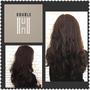 【台南燙髮】Double H 髮型設計 |◤♪ 燙出輕鬆好整理的浪漫中大捲 ♪◢