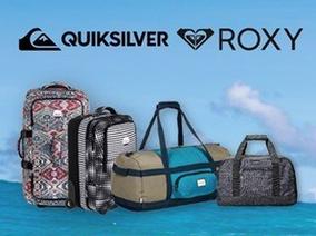 QUIKSILVER集團旗下三品牌 台灣官方購物網站盛大開幕
