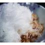 【開箱】夏天炎炎吃剉冰自己動手做 吃的盡興又安心 日本Doshisha復古電動刨冰機/剉冰機