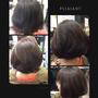 【台南染燙髮】Double H 髮型設計╭。☆║乾燥自然捲也有救!!!重現髮質光澤度║☆。╮